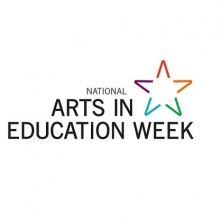 National Arts in Education Week Logo