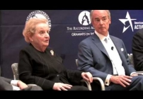 Embedded thumbnail for Secretary Madeleine Albright Takes the Arts International